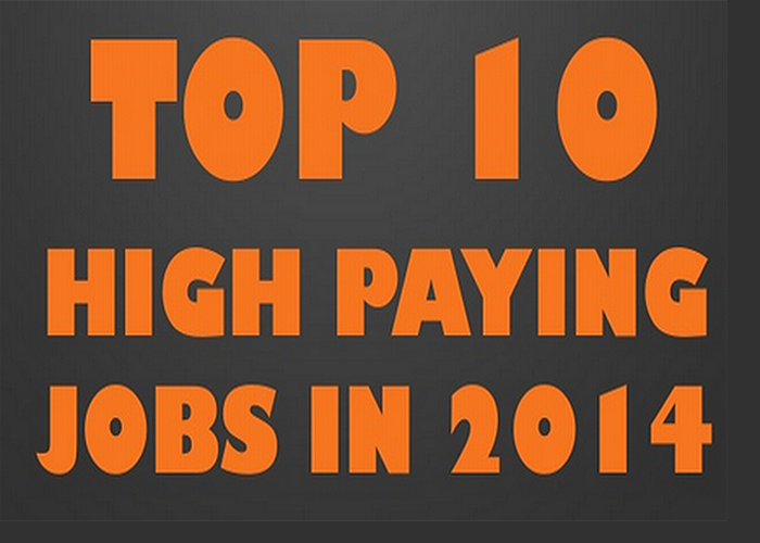 Top 10 Highest Paying Jobs1