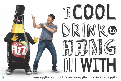 Appy Fizz & Saif Hangout