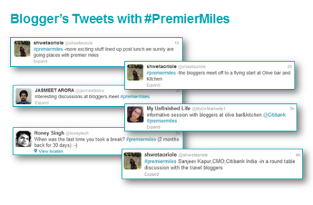 Citibank Premier Miles